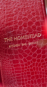 The Homestead Kitchen, Bar and Bakery
